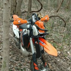 Check out the new chain saw holder now available from Enduro Engineering